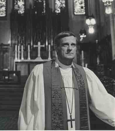 Photo of Bishop McGehee from early 1970s.